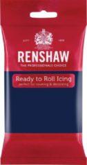Renshaw Rolfondant Pro - Marineblauw - 250g