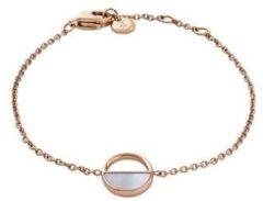 Goudkleurige Skagen Elin Armband SKJ0999791 (Lengte: 16.50-19.00 cm)