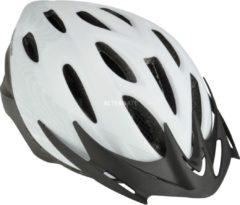Fischer die fahrradmarke Fahrradhelm White Vision L/XL