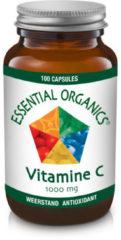 Essential Organics - Vitamine C 1000 mg - 100 capsules