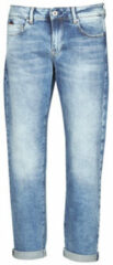 Azuurblauwe G-Star RAW Kate boyfriend jeans vintage azure
