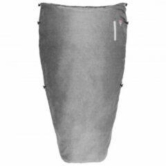 Grüezi Bag - Feater maat 130 x 80 x 50 cm, grijs