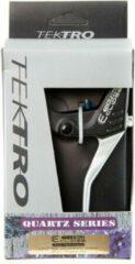 Zwarte Tektro Remgrepen Set Eclipse Schijfrem/v-brake/rollerbrake 2-vinger