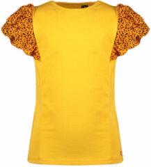 NoNo Meisjes zomer t-shirt - Kayla - Blazing Oranje