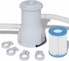 VidaXL Zwembad filter pomp 800 gal/h