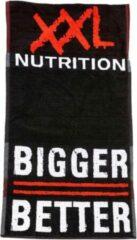 XXL Nutrition Gym Handdoek - Bigger Is Better - Met Handige Sleeve