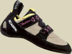 Scarpa Schuhe Velocity Wmn Kletterschuhe Damen Größe 37,5 lightgray - yellow