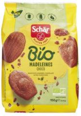 Dr. Schär Madeleines Choco Bio (150g)