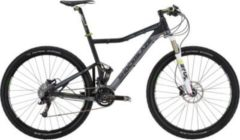 Shockblaze 29 ZOLL FULLY MOUNTAINBIKE 20 GANG ENEMY ELITE Herren schwarz
