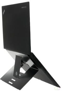 Afbeelding van R-Go Tools R-Go Riser Attachable laptopstandaard zwart