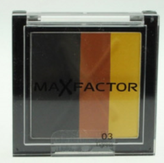 Gele Max Factor Max Colour Effect Trio Oogschaduw - 03 Tigress