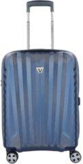 Roncato UNO ZIP PREMIUM 2.0 S 4-ROLLEN KABINEN TROLLEY 55 CM blau