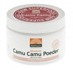 Mattisson Absolute Camu Camu Poeder Extract 4:1 (20% Vit. C) - 120 g