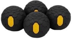 Helinox - Vibram Ball Feet Set maat 45 mm, zwart