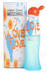 Moschino Eau De Toilette Cheap And Chic I Love Love 50 ml - Voor Vrouwen