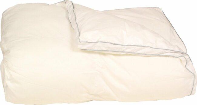 Afbeelding van Witte DER Bedding Home Daunfill dekbed - 240x220 cm