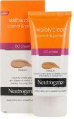 Neutrogena Visibly Clear Correct & Perfect CC Cream - Medium