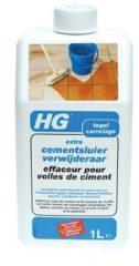 HG rein mid Tegel, uitvoering cementsluier verwijderaar