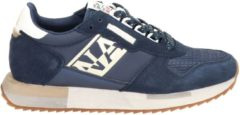 Napapijri Vicky dames sneaker - Blauw multi - Maat 36