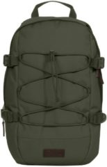 Groene Eastpak Borys Rugzak mono jungle backpack