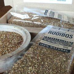 Rooibos Cederberg groene rooibos thee, 160gram Biologisch *Groene rooibos is niet gefermenteerd - zeer rijk aan antioxidanten