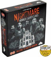 Identity Games Nightmare Horror Adventures