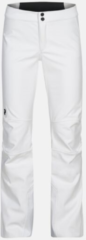 Gebroken-witte PEAK PERFORMANCE STRETCH SKIPANT WOMAN