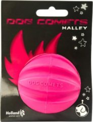 Dog Comets Dog Comets Ball Halley - Hondenspeelgoed - 7 cm Roze Medium