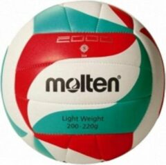 Rode Molten V5M2000L (light weight) volleybal
