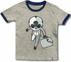 Grijze T Shirt Fortnite Clover Heaist