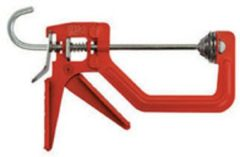 Merkloos / Sans marque Lijmtang snelspantang metaal 15cm
