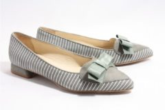 Lilian 11184 instappers Taupe 37,5 (UK 4,5)