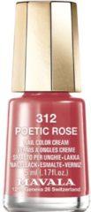 Mavala 312 - Poetic Rose Nail Color Nagellak 5 ml