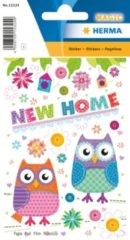 HERMA 15324 Stickers new home, folie