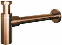 Douche Concurrent Wastafel Sifon Brauer Copper Edition Geborsteld Koper PVD
