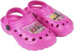 L.O.L. Surprise! LOL Surprise - Crocs - Meisje - Donker Roze
