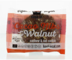 Kookie Cat Koek Cacao Nibs Walnut