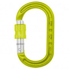 DMM - XSRE Lock - Materiaalkarabiner geel