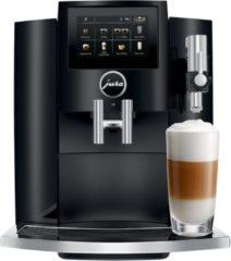 Zwarte Jura S8 koffiemachine 15381