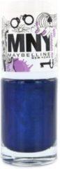 Blauwe Maybelline MNY Nagellak 152A