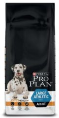 PURINA® PRO PLAN® HOND LARGE ATHLETIC ADULT Kip met OPTIBALANCE™ droge brokken 14kg