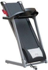 HOMCOM Laufband LCD 1300W 14km/h USB Anschluss Fitnessgerät Heimtrainer Laufband mit Becherhalter