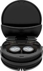 Motorola Oordopjes Tech 3 - Koptelefoon - 3-in-1 - Draadloos - Sportloop - Plug in - 18 Uur Speeltijd - IPX5 - Zwart