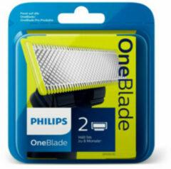 Philips Oneblade QP220/50 vervangmesje 'trimmen, scheren, stylen' (2 stuks)