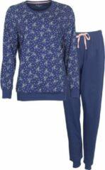 Tenderness Dames Pyjama Donkerblauw TEPYD1010A Maten: 3XL