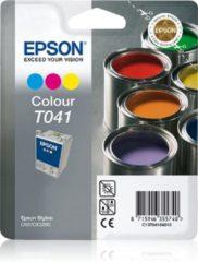 Epson inktpatroon kleur T041 inktcartridge