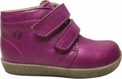 Fuchsia Falcotto 2 velcro's effen sneakers 1195 bosbes mt 22