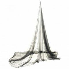 360 Degrees - Mosquito Insect Net - Muskietengaas maat Double, zwart