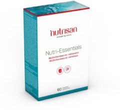 Nutrisan Nutri-essentials Tabletten Multivitaminen & Mineralen 60tabletten