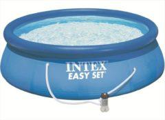 Intex Pool-Set, mit Kartuschenfilteranlage, Ø 396 cm, »Easy Set Pool-Set«